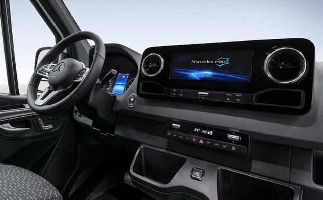 疾驰新Sprinter预告图 有望2018年2月上市