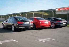 豪华车上半年销量高幅度增长 增幅达到40%