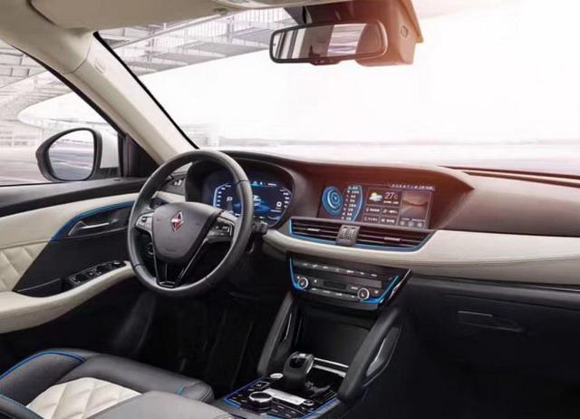 最大续航500公里 宝沃BXi7北京车展将上市