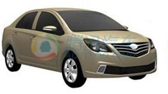 力帆换代520广州车展首发亮相 或明年上市