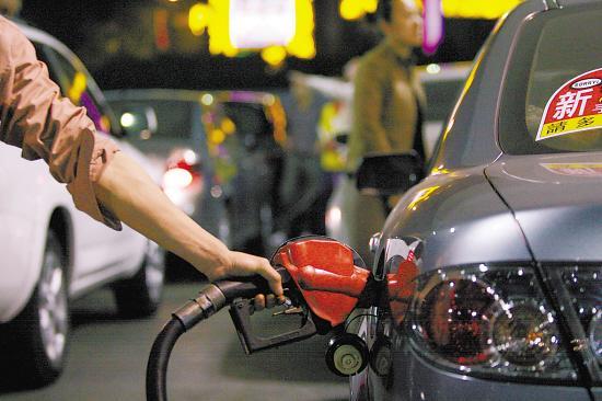 成品油价今年首涨1毛5分 创去年9月来最大涨幅