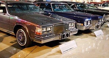 凯迪拉克历史上的经典名车