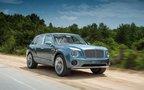 [海外车讯]宾利SUV定名Falcon 将重新设计