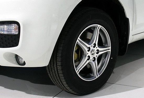 [新车解析]力帆SUV外观细节改进/明年上市