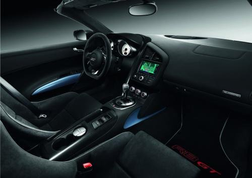 百公里加速3.8秒 奥迪推R8 GT Spyder车型