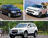 超值新选择 30万内进口7座SUV口碑榜