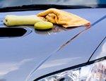 一、洗车并打蜡