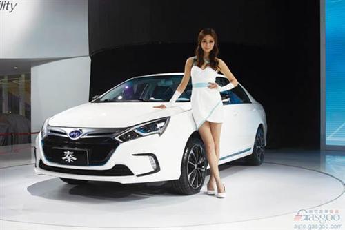 全球电动车销量排名 比亚迪秦等5款中国车上榜高清图片