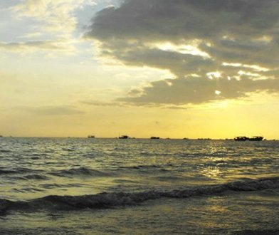 我们一起去广西―北海自驾游