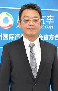 东南汽车销售部部长王正璞