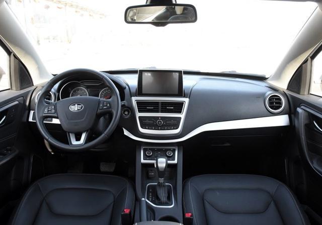 一汽奔腾X40官方预售7-10万元 定位小型SUV