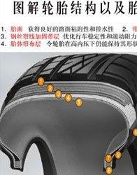 第8期:探秘汽车轮胎