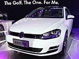 一汽大众全新高尔夫 外观