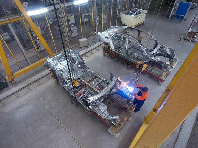 """欧洲出口占比50%以上 沃尔沃大庆工厂""""十万辆达成"""""""