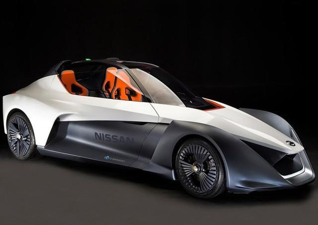 日产或2020年推纯电动跑车 5秒破百