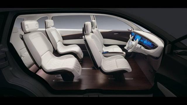 揭示未来设计 大发DN Multisix概念车