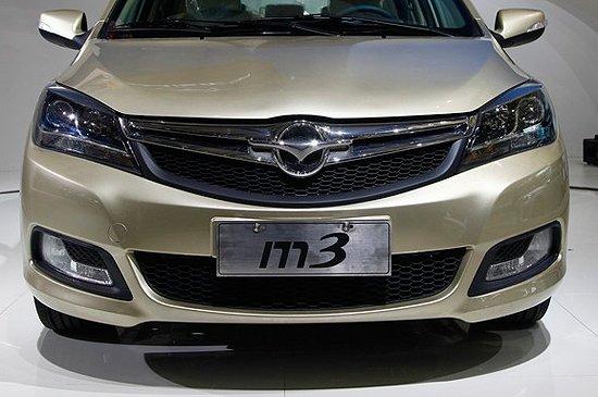 [新车解析]海马M3正式亮相 售5.98万元起