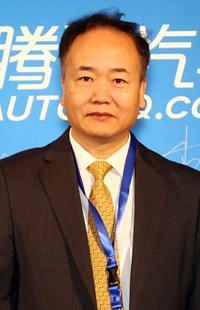 北京大学经济学院教授、北京大学数字中国研究院副院长曹和平
