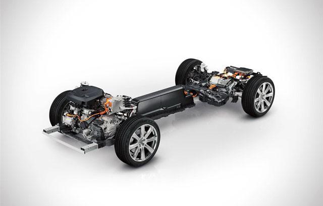 沃尔沃新一代XC90推5款动力 8月26日发布