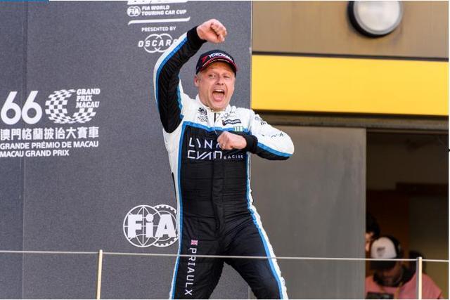 领克车队 WTCR澳门站三冠加冕 领克03+珠海赛道 热血开战