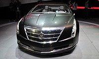 凯迪拉克:凯迪拉克豪华电动轿跑EL搭载增程型电力驱动技术