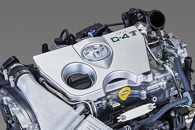 这台1.2升直喷涡轮发动机可在引擎转速5200-5600转提供116Ps(85Kw)最大马力 依据丰田公布的动力数据,这台1.2升直喷涡轮发动机可在引擎转速5200-5600转提供116Ps(85Kw)最大马力,而185N·m的最大扭力则可在1500-4000转的宽广区间释放,区区1.2升排气量的小发动机,能有如此的动力输出表现确实相当不错。对比竞争对手,它的动力性能也要强于已经上市的国产高尔夫(参配、图片、询价) 1.