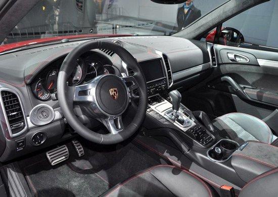 保时捷卡宴GTS亮相北京车展 搭4.8升V8引擎