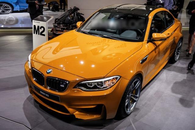 [海外车讯]全新宝马M2将投产 2016年初上市