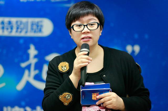 王秋凤:搭建平台 解决汽车后市场诚信痛点