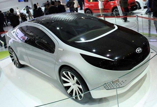 全新概念车K5混动+起亚北京车展阵容曝光
