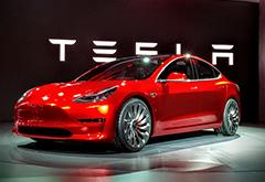 特斯拉更新Model 3交付时间表 其他电动车或将受益