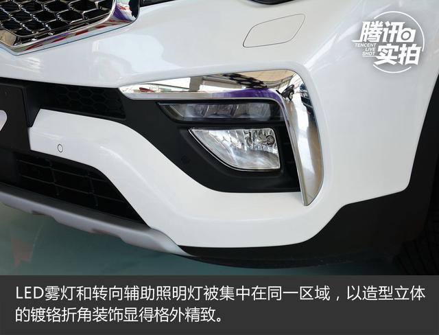 七座SUV新势力 起亚KX7 2.0T自动四驱DLX