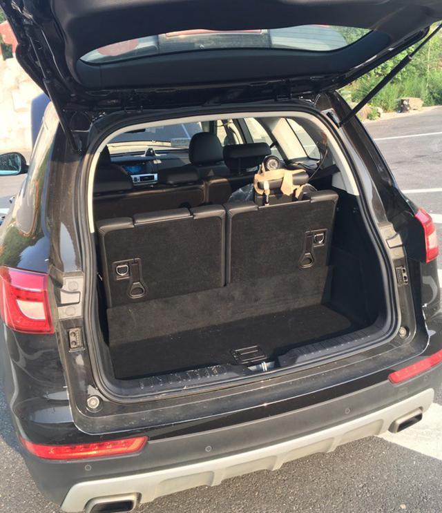 哈弗全新7座SUV谍照曝光 尺寸比肩汉兰达