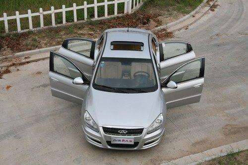 新款奇瑞A3将上市 新车型变化全面解析