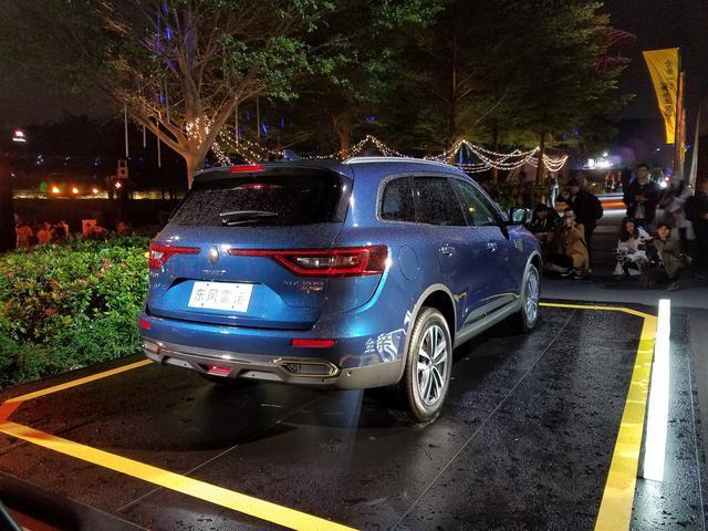 东风雷诺全新科雷傲-国产全新科雷傲上市 售价17.98万元起高清图片