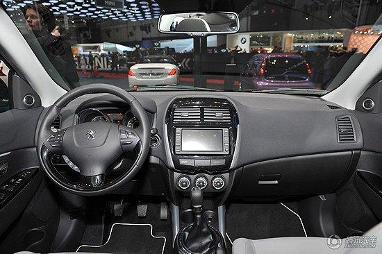[新车解析]全新标致4008跨界版车展亮相