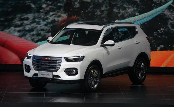长城汽车3月总销量同比微增 H6单月再超4万台