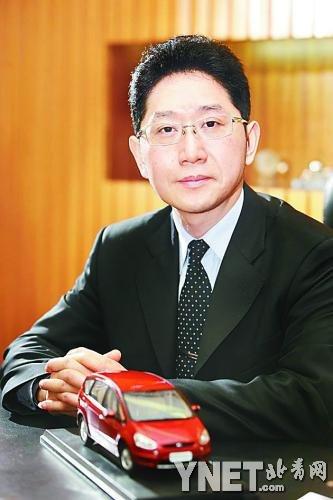 长安福特马自达汽车有限公司执行副总裁罗明刚