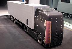 瑞典研究人员利用电风来提高卡车燃油效率