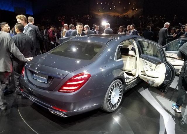 疾驰新款S级新车型上市 185.8万起售