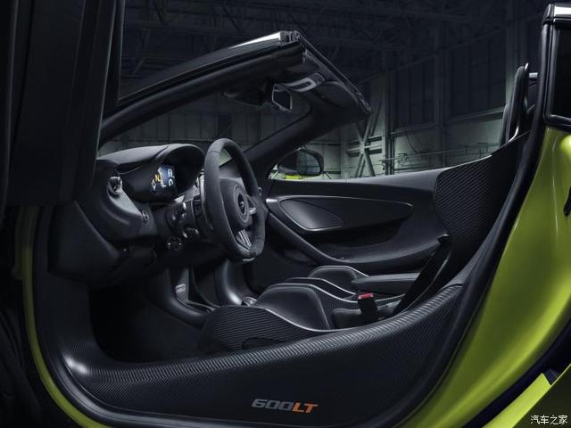 2月20日上市 迈凯伦600LT Spider首发