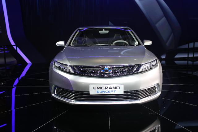 2014吉利帝豪ec9_2014年北京车展 (微博) 帝豪cross概念车亮相之后,吉利全面深化战略