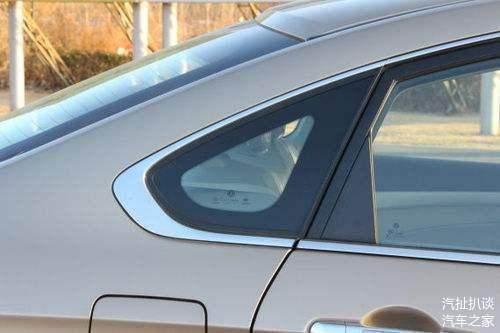 汽车上的三角窗作用竟然这么大