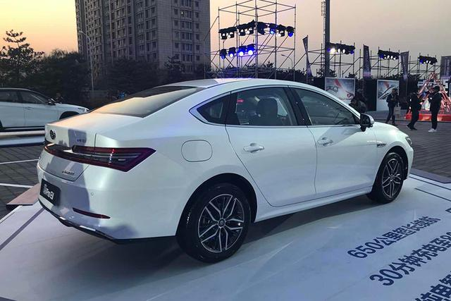 售6.99万元起 比亚迪王朝系列多款新车面市