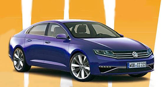 日前,德国某杂志在最新一期刊物上披露,大众正考虑推出一款基于捷达的四门轿跑车(暂时叫它为捷达CC)