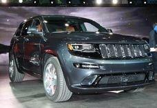 新一代Jeep大切诺基SRT