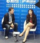 长城汽车总裁王凤英在腾讯访谈间专访