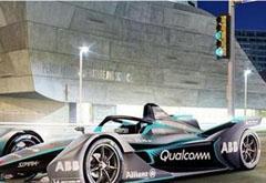 新款电动赛车将亮相下赛季的Formula E 电池容量翻番