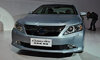 丰田:5AR-FE双VVT-i发动机+6速手自一体变速器全新动力总成
