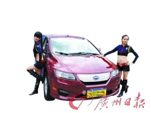 绿色节能 试驾比亚迪纯电动汽车E6高清图片